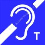 Zeichen für Induktive Höranlage