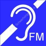Zeichen für FM Höranlage