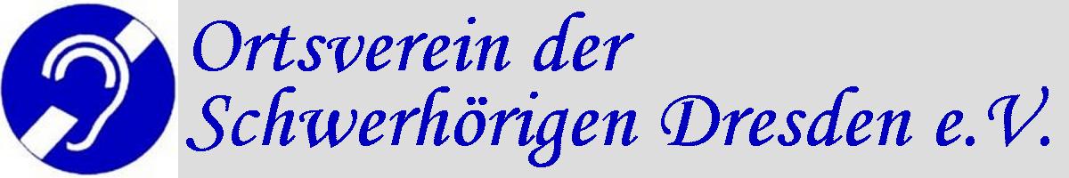 Ortsverein der Schwerhörigen Dresden e.V.