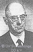 Pfarrer Arthur Schuknecht (1883 - 1955)