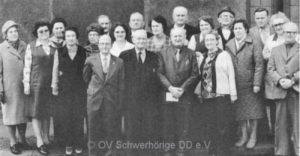 Tagung des GSV in Leipzig Anfang der 70er Jahre